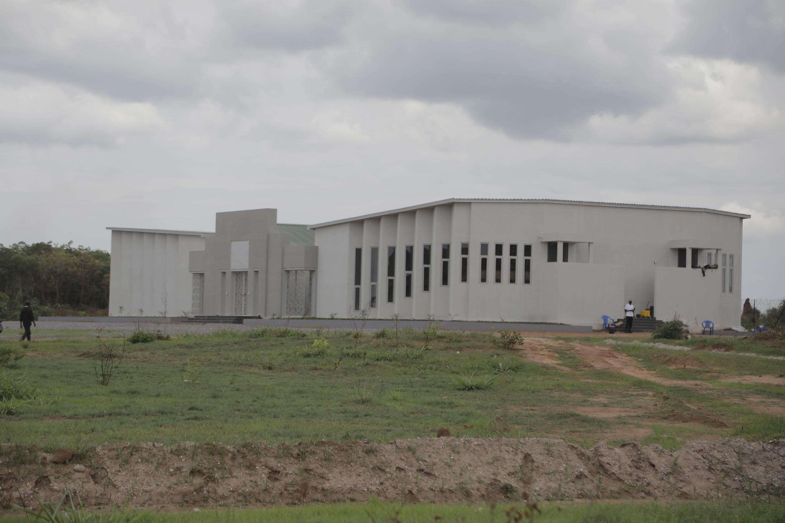 Nouveaux amphithéâtres modernes pour l'ISTA, l'ISTM et l'UNIKOL