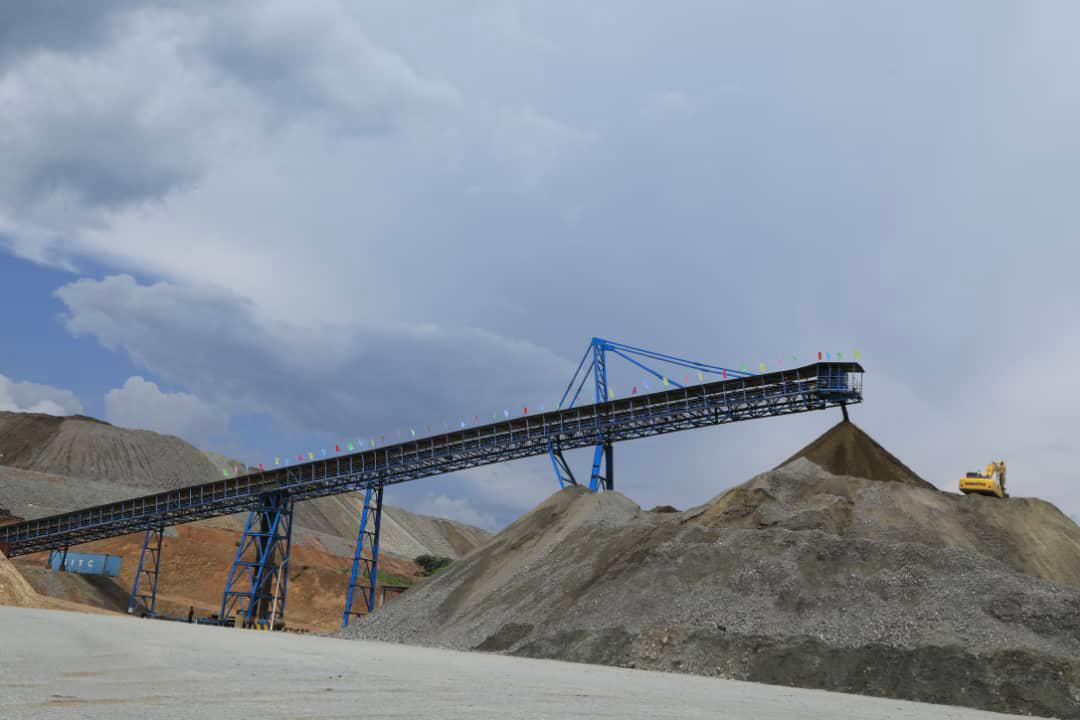 Inauguration de l'usine ultramoderne de Somidez à Deziwa