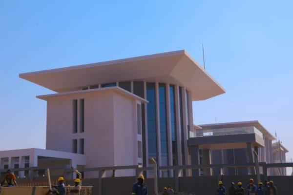 Palais présidentiel travaux5